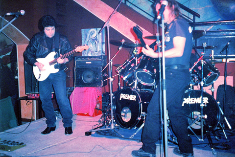 Concert MS Metal la Spice Club